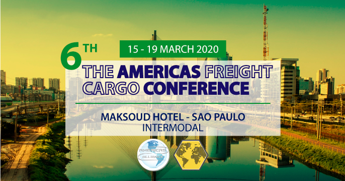 6th edition - THE AMERICAS FREIGHT CARGO CONFERENCE